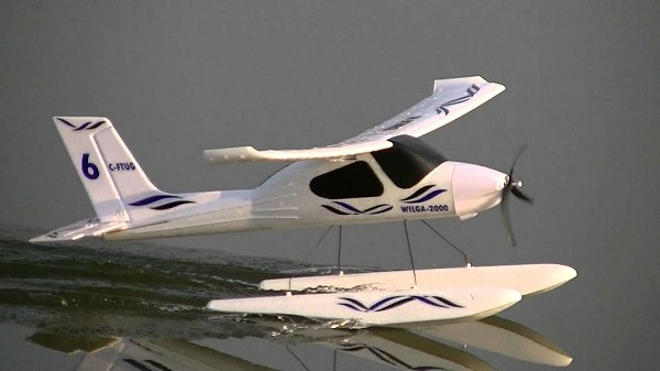 RC-Wasserflug Forum - Wilga 2000 (116 cm Spw ) bei HK