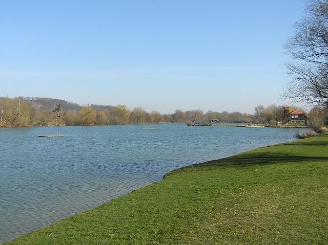 Ratzersdorfer See in St. Pölten